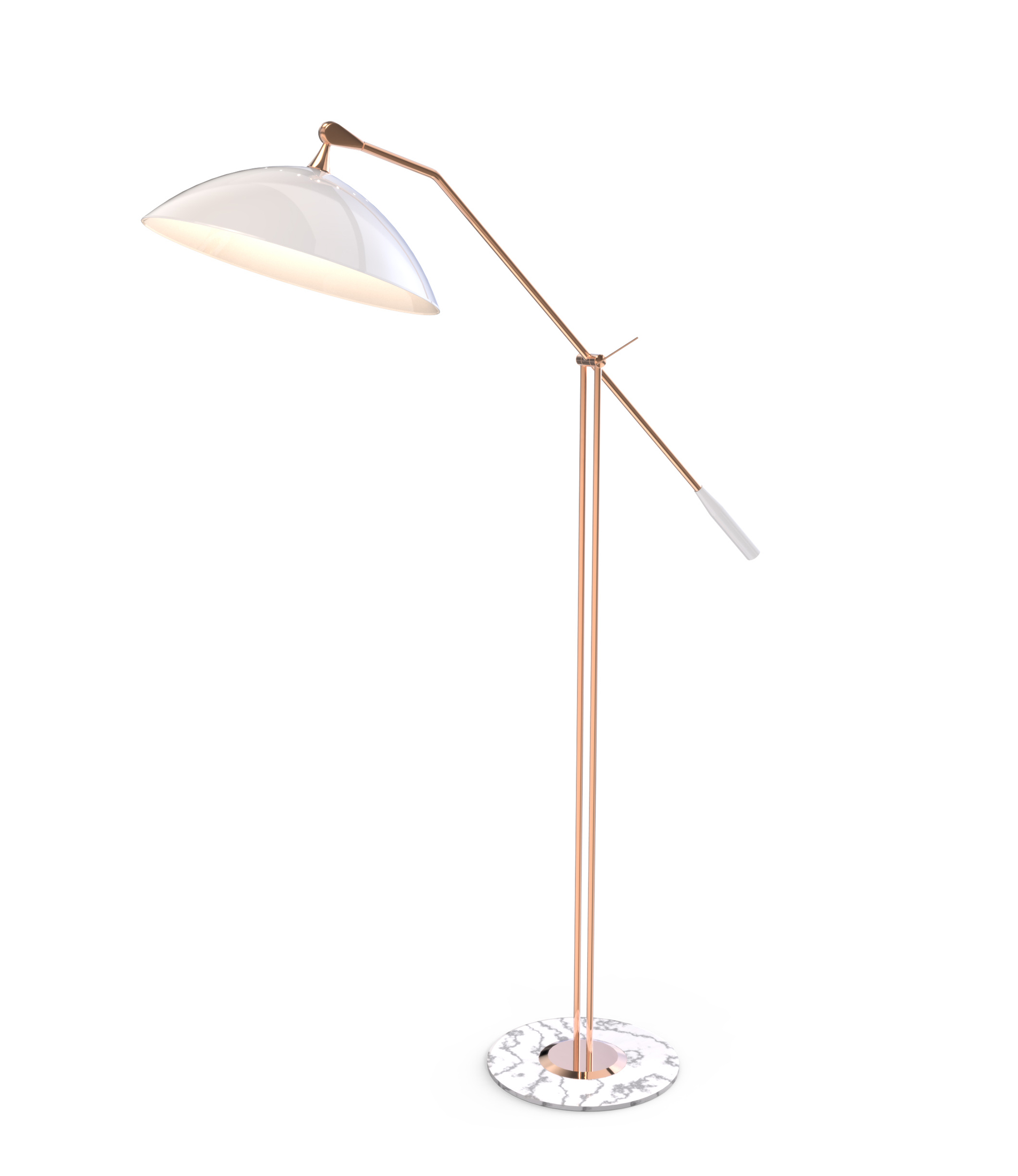 Bright Ideas The Perfect Floor Lamp For Your Scandinavian Design 1 Modern