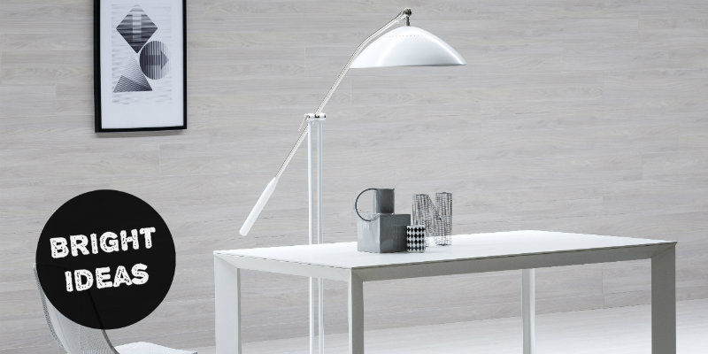 Bright Ideas The Perfect Modern Floor Lamp for Your Scandinavian Design FEAT