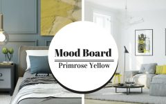Mood Board Have an Amazing Color Blast with Primrose Yellow 5