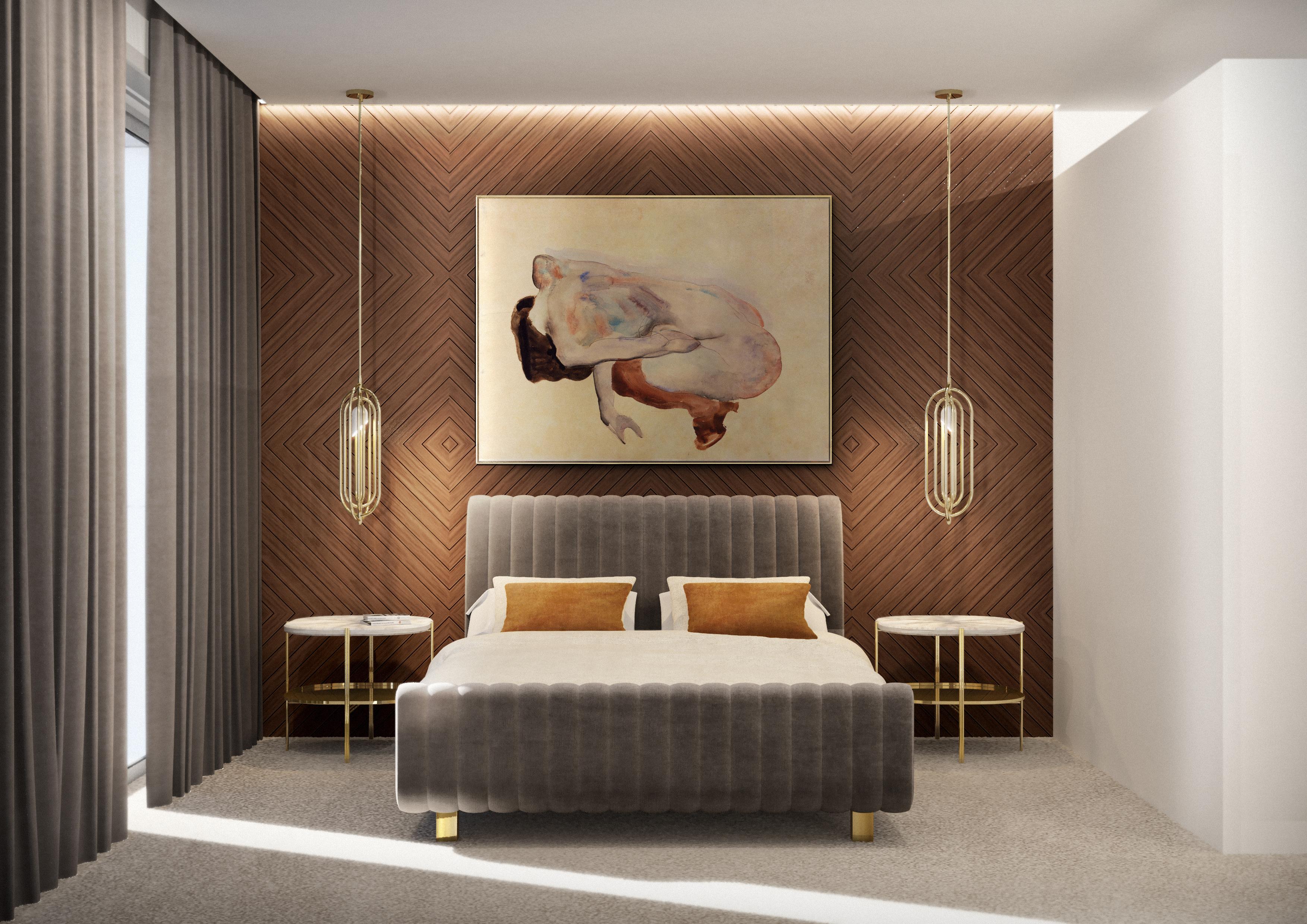 Summer Trends: 8 Mid-Century Modern Lamps for Bedroom Design