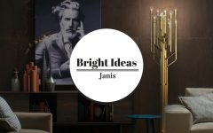 Bright Ideas A Brass Floor Lamp for Your Contemporary Design 3