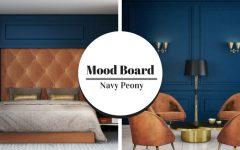 Mood Board Why Navy Peony is the Best Pantone Color for This Fall 8