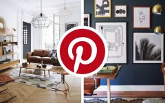 What's Hot on Pinterest Mid-Century Modern Lamps 1
