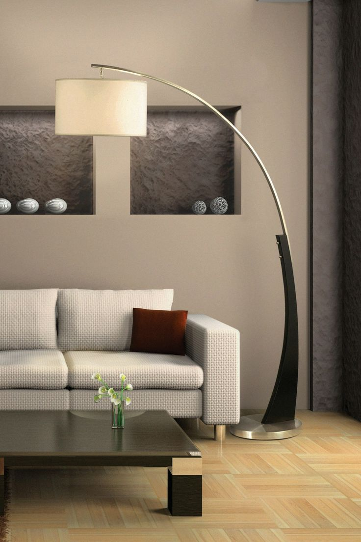 How To Use Arc Floor Lamps On Your Reading Corner