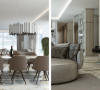modern floor lamps YØDezeen Luxurious Residence in Miami with Modern Floor Lamps Design sem nome 2 1 100x90