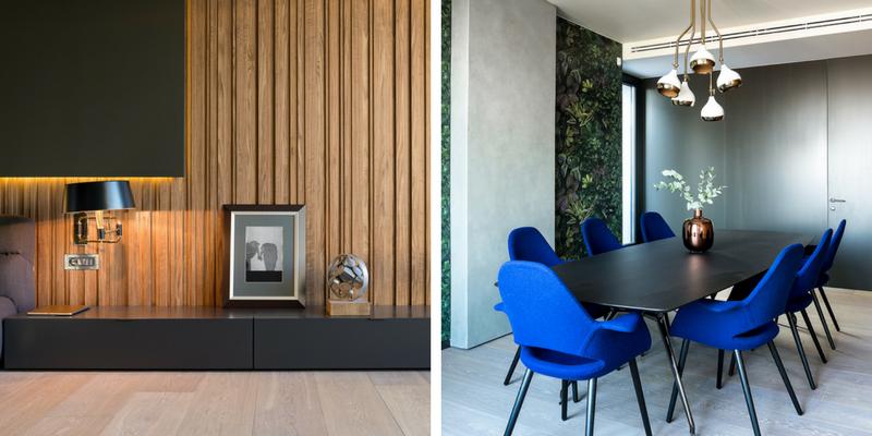 NPL Interior Design Project With Stunning Mid-Century Lighting