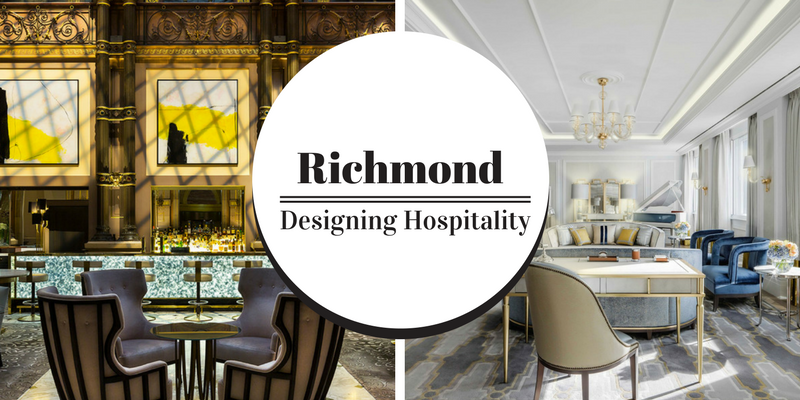Richmond- Hospitality Interior Design Around the World hospitality interior design Richmond: Hospitality Interior Design Around the World Richmond Hospitality Interior Design Around the World 800x400