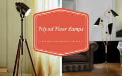 tripod floor lamps Add Allure To Your Living Room With These Tripod Floor Lamps Tripod Floor Lamps 240x150