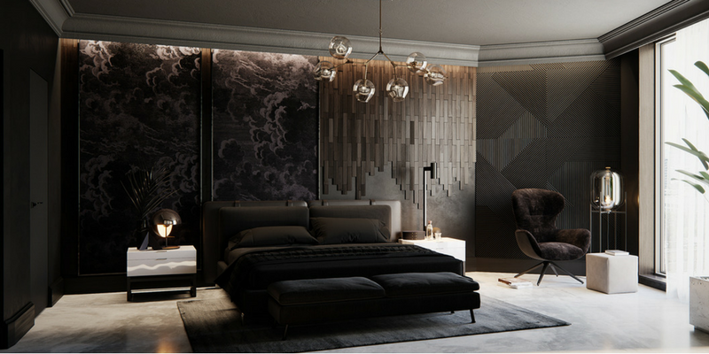 The Mid-Century Lighting Vibe in This Incredible Project