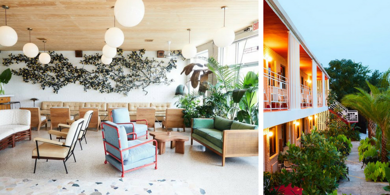 mid-century design Check How Mid-Century Design Dazzles This Hotel in New Orleans! Check How Mid Century Design Dazzles This Hotel in New Orleans