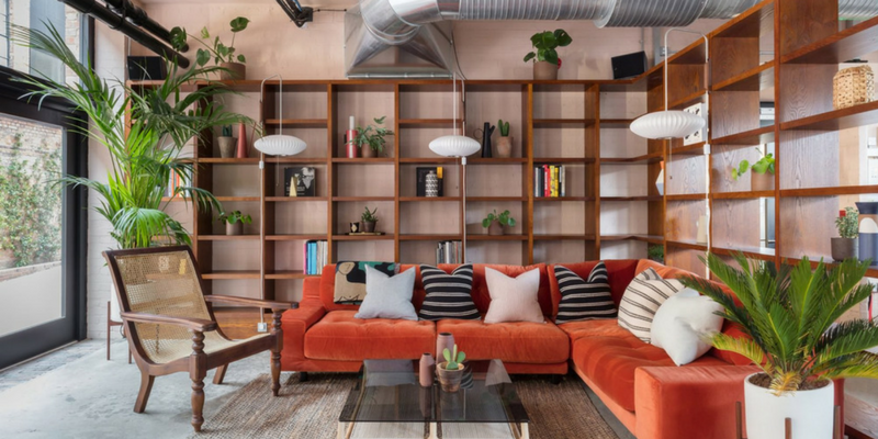 Office Space Design With Creative Inspiration In East London! office space design Office Space Design With Creative Inspiration In East London! Office Space Design With Creative Inspiration In East London 800x400