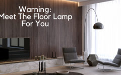 Check How An Arc Floor Lamp Can Give To Any Living Room! (1)