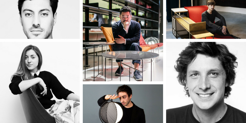 Maison et Objet 2018_ The Six Rising Talents of Design! six rising talents Maison et Objet 2018: The Six Rising Talents of Design! Maison et Objet 2018  The Six Rising Talents of Design 800x400