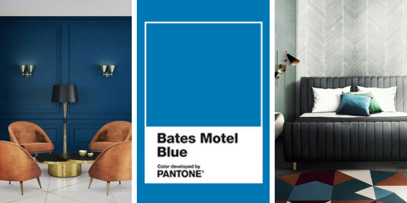 Bates Motel Blue & How Colour Is Such a Pleasant Surprise