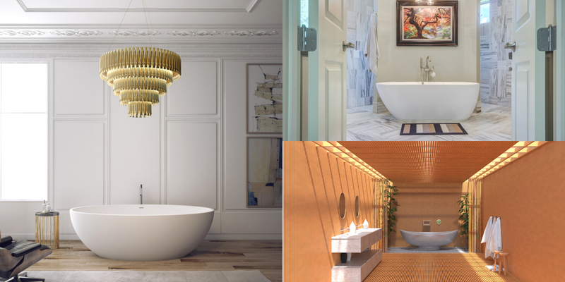 WARNING: New Inspiration For YourModern Bathroom Design
