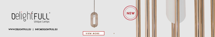 TurnerSuspensionLampDelightfull porro Check out these furniture novelties by Porro and Piero Lissoni banner artigo dl turner suspension