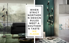 When Strict Northern Design Rules Meet A Southern Taste- Ike Floor strict northern design rules meet a southern taste When Strict Northern Design Rules Meet A Southern Taste- Ike Floor est 1995 240x150