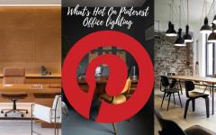 office lighting What's Hot On Pinterest Office Lighting Shines Your Work Whats Hot On PinterestOffice lighting 240x150