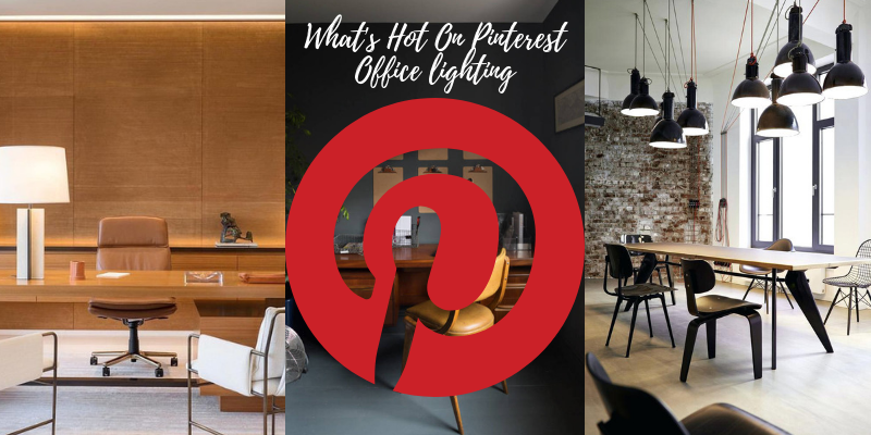 office lighting What's Hot On Pinterest Office Lighting Shines Your Work Whats Hot On PinterestOffice lighting