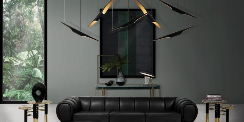 leather sofas Modern Floor Lamps That Go Along With Leather Sofas! Design sem nome 16