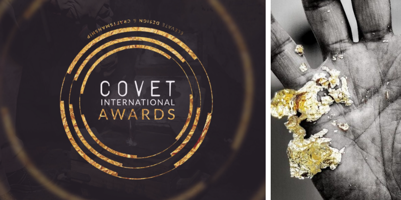 Covet Awards Elevate Design And Craftsmanship With Covet Awards! Design sem nome