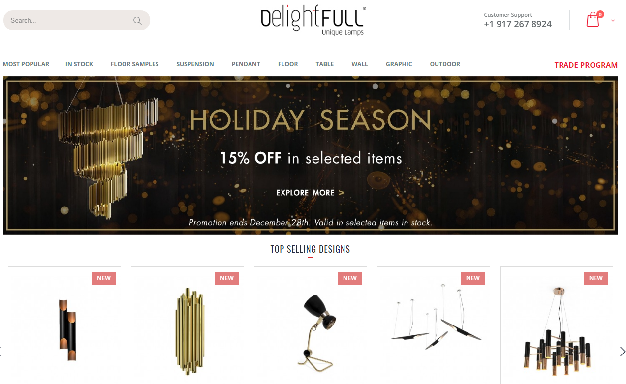 online lighting stores Get Your Dream Piece With These Online Lighting Stores! Get Your Dream Piece With These Online Lighting Stores 1