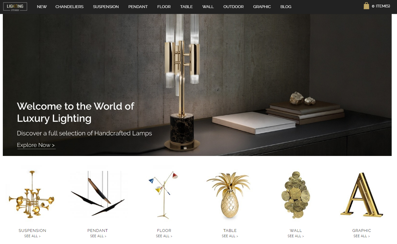 online lighting stores Get Your Dream Piece With These Online Lighting Stores! Get Your Dream Piece With These Online Lighting Stores 4