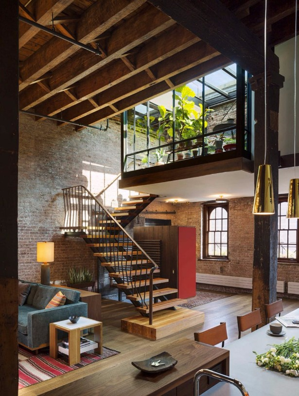 new york vintage lofts Trend Of The Week New York Vintage Lofts To Feel Inspired Trend Of The Week A New York Vintage Loft To Feel Inspired 2