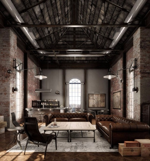new york vintage lofts Trend Of The Week New York Vintage Lofts To Feel Inspired Trend Of The Week A New York Vintage Loft To Feel Inspired 3