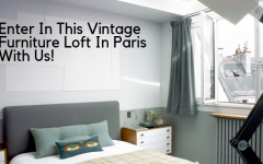 vintage furniture Enter In This Vintage Furniture Loft In Paris With Us! brunch 2 240x150