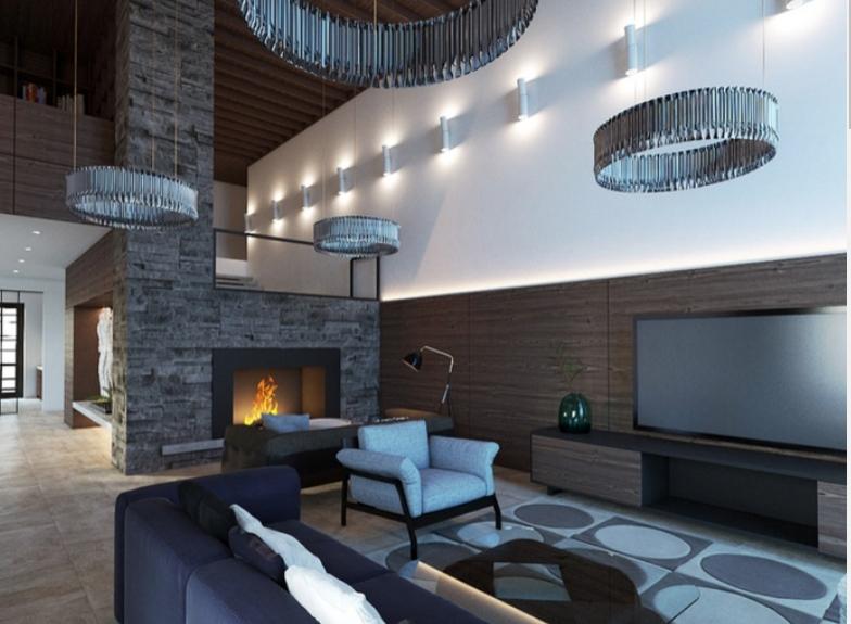 MID-CENTURY LIGHTING A Yunakov Design Project That Features Mid-Century Lighting! A Yunakov Design Project That Features Mid Century Lighting 2