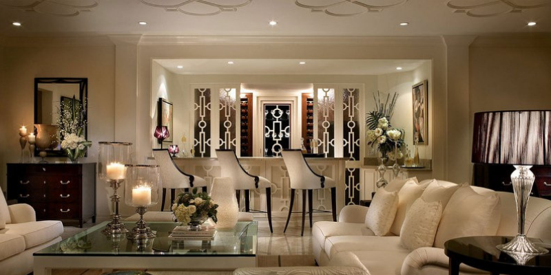 hollywood glam style Give Your Living Room A Hollywood Glam Style Look! Design sem nome 7 800x400