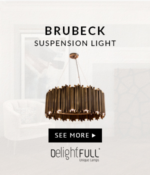 Brubeck Suspension Light Delightfull