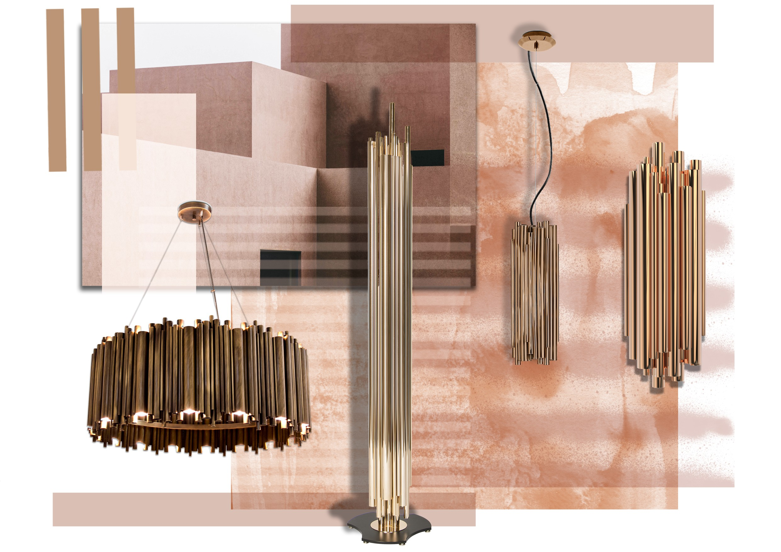 Summertime Mood Boards  Summertime mood boards Feel Inspired By These Summertime Mood Boards and Floor Lamps! Feel Inspired By These Mood Board and Floor Lamps 1
