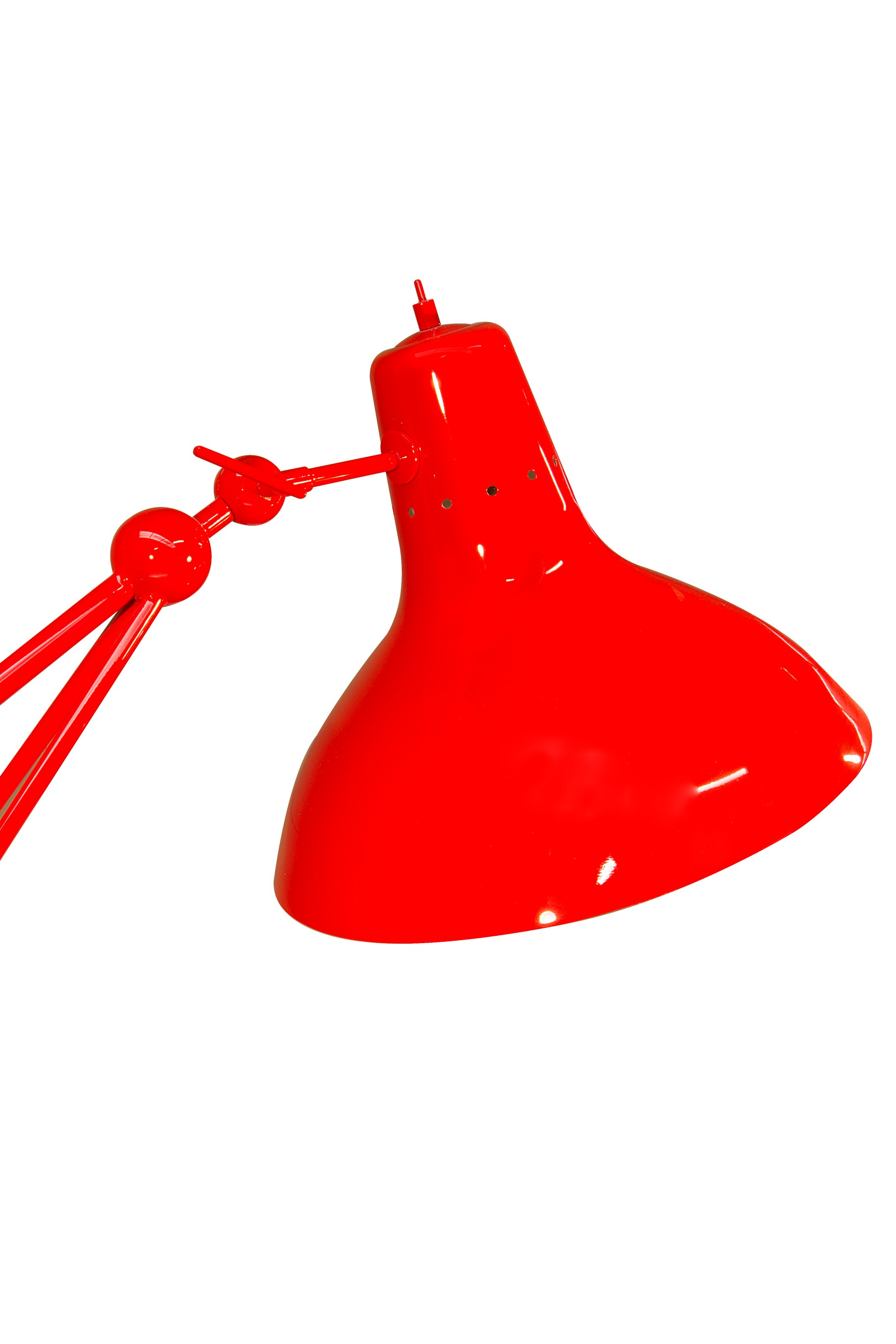 GLOSSY RED FINISH glossy red finish Floor Samples Gives You Lamps With Glossy Red Finish! Floor Samples Gives You Lamps With Glossy Red Finish3