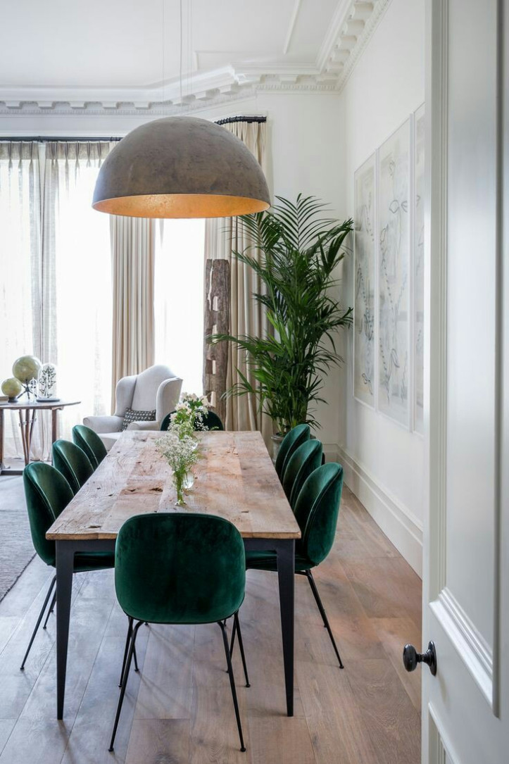 INDUSTRIAL DINING ROOM What's Hot On Pinterest Industrial Dining Room! Whats Hot On Pinterest Industrial Dining Room1