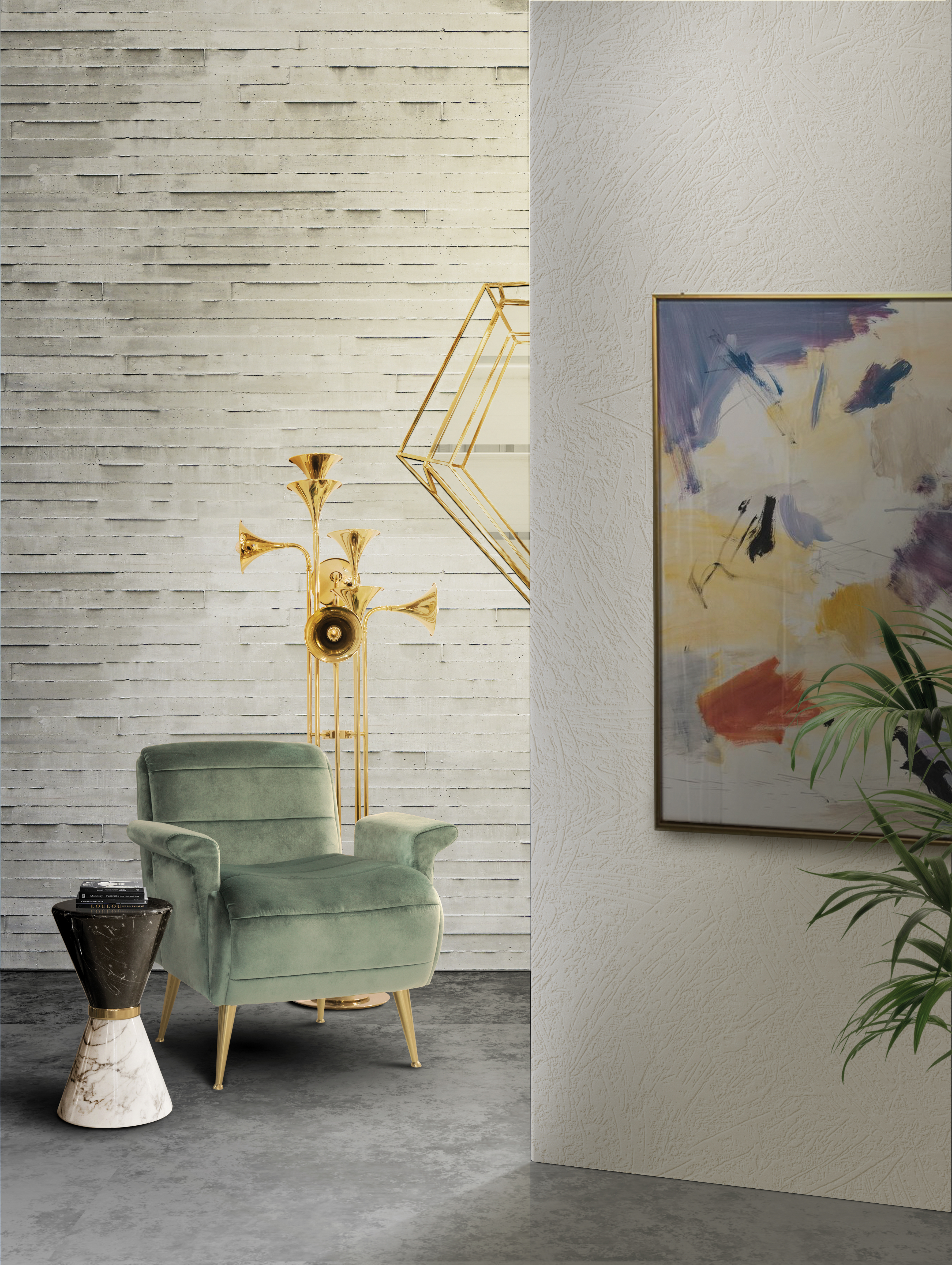 botti floor lamp Botti Floor Lamp Is Featured In This Mid-Century Project! Botti Floor Lamp Is Featured In This Mid Century Project5