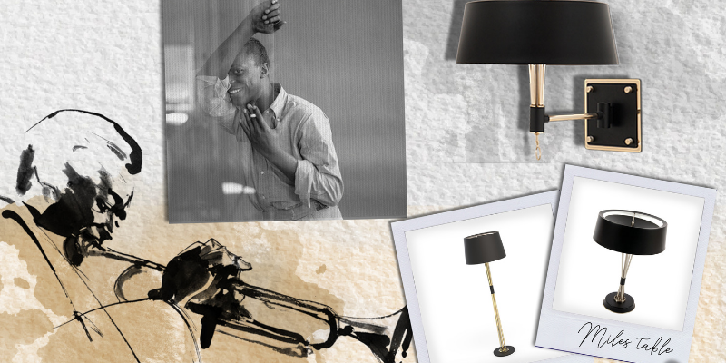 modern floor lamps Feel Inspired With Moodboards That Feature Modern Floor Lamps! Design sem nome 20