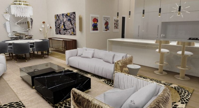 high-end furniture high-end furniture High-End Furniture In The Big Apple – Mid-Century Inspiration High End Furniture In The Big Apple Mid Century Inspiration4