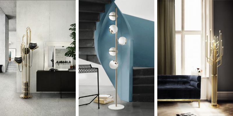 modern floor lamps Check Out These Modern Floor Lamps That Feature Gold-finish! Design sem nome 2019 05 15T180053