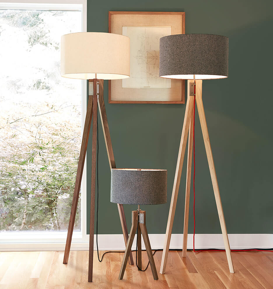 tripod floor lamp Tripod Floor Lamp Is What's Hot On Pinterest This Week! Tripod Floor Lamp Is Whats Hot On Pinterest This Week2