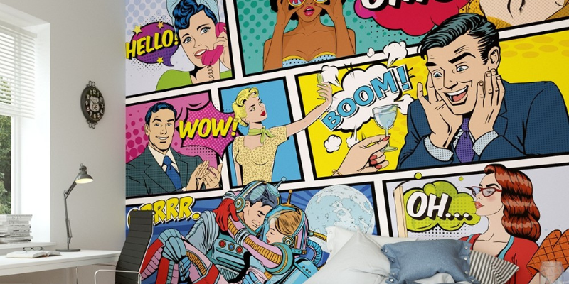 pop art Pop Art A Mid-Century Flavored Style And Influence! Design sem nome 28