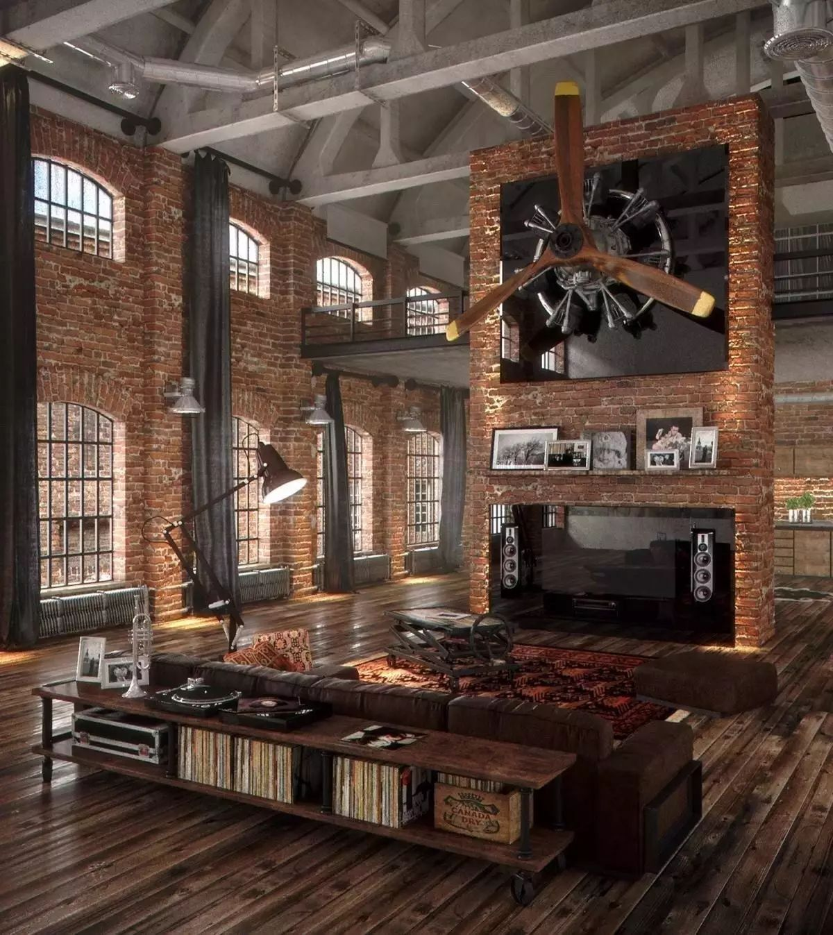 industrial lofts industrial lofts What's Hot On Pinterest Industrial Lofts Are Here! Whats Hot On Pinterest Industrial Lofts Are Here2