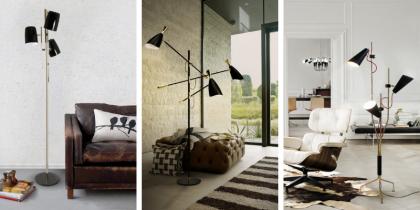 triple lampshade Best Mid-Century TripleLamp Shade Floor Lamps! Design sem nome 37 420x210  Home Design sem nome 37 420x210