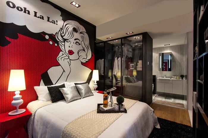 pop art style Pop Art Style Inspirations Scofield Floor Lamp! pop art style 11