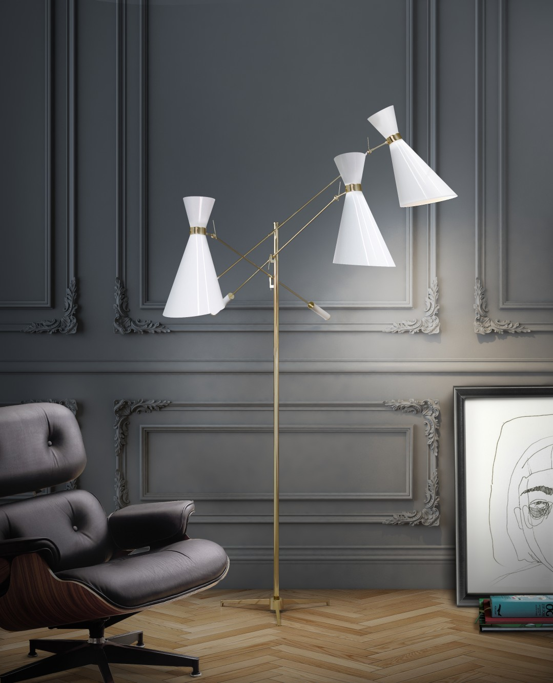 gold-plated floor lamps What's Hot On Pinterest Gold-Plated Floor Lamps! stanley floor ambience 04 HR1449a0ecd91b875280ed2b036e39755c