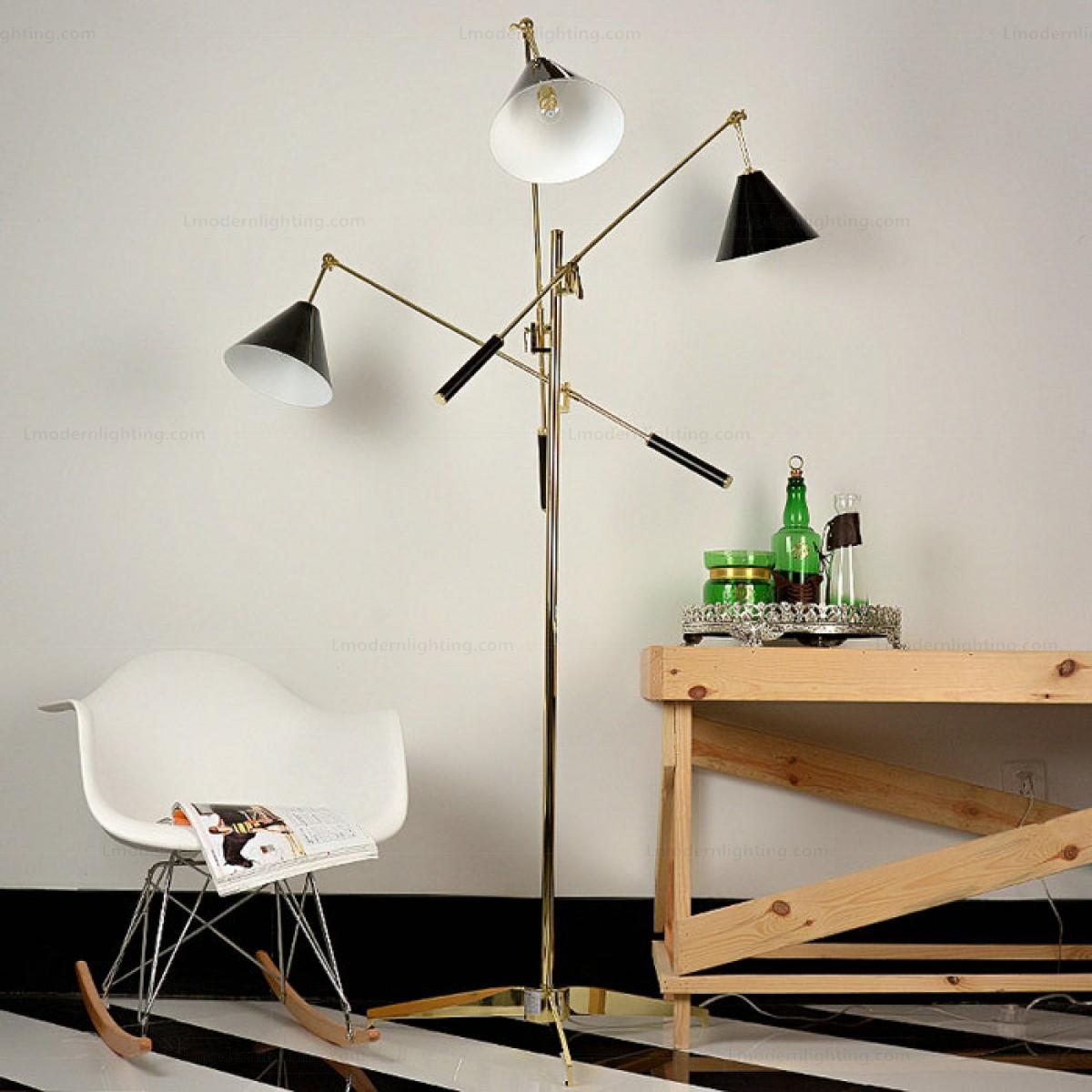 Maison et Objet maison et objet Maison et Objet 2019 Gives You The Best Modern Floor Lamps! delightfull sinatra floor lamp08