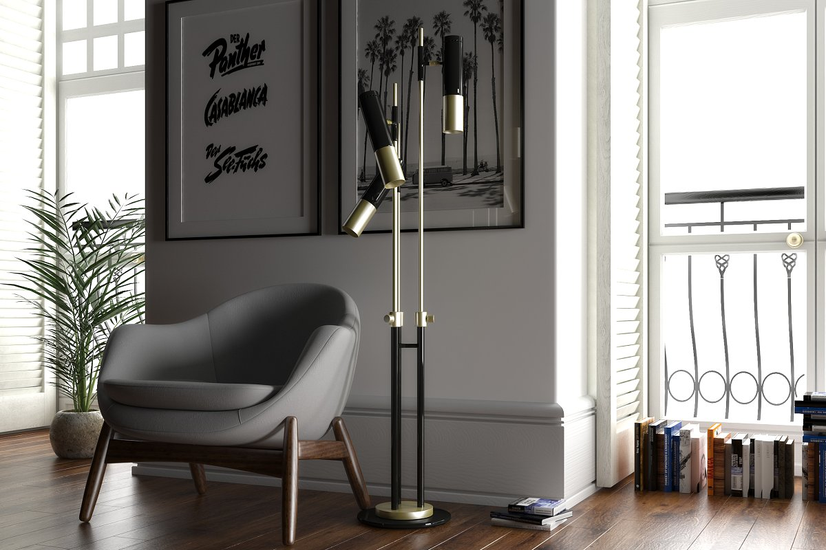 Maison et Objet maison et objet Maison et Objet 2019 Gives You The Best Modern Floor Lamps! main